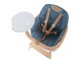 Seat Cushion for High Chair OVO - Jean