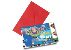 Toy Story ~Cartes d'invitation~