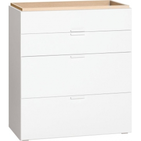 Dresser With Changing Table - 4 YOU by vox