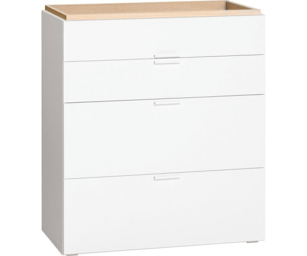 Dresser With Changing Table Evolve
