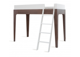 Perch Bunk Bed by Oeuf NYC - Walnut