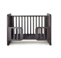 Baby Bed 60 x 120 cm - Chocolate Sleeper