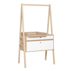 Dresser With Changing Table Spot