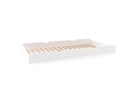 Lit gigogne pour Lit Enfant River 90 x 200 cm - Blanc