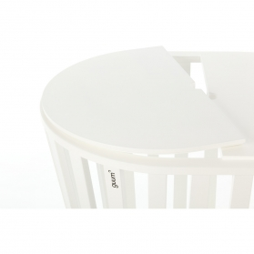 CoverGuum for Minicrib Miniguum - White