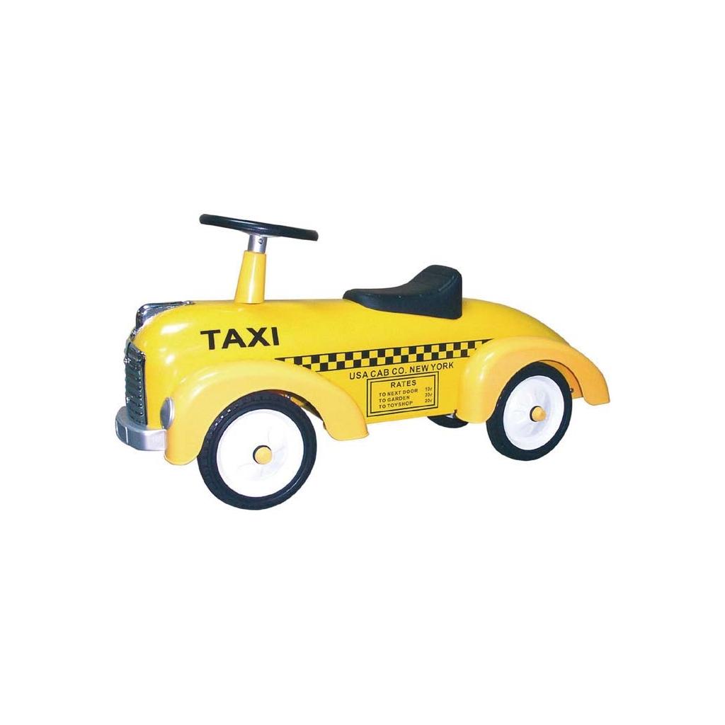 Voiture Dépanneuse Porteur Pour Enfants De Protocol Taxi Jaune