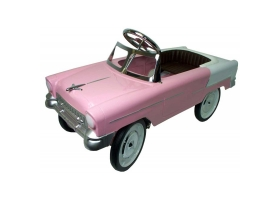 Toys - Classic Pedal Car Pretty Red