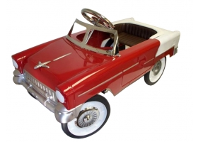 Toys - Pedal Car Red Classic