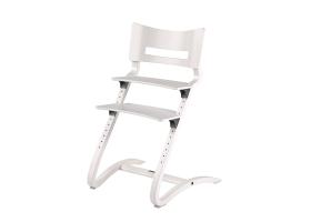 Chaise haute évolutive blanc