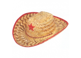 Far West ~Chapeau de Shérif rouge~