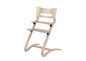 Chaise haute évolutive cérusé