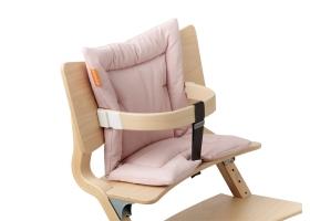 Coussin pour chaise haute Leander - rose
