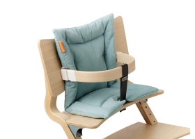 Leander High Chair Cushion Blue