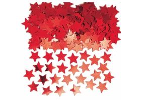 Confettis ~Etoiles rouges~