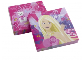 Barbie ~Set de 20 serviettes~