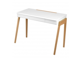 "Children's Desk ""My Great pupitre"" - White oak"