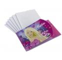 Barbie ~Set de 6 cartes d'invitation~