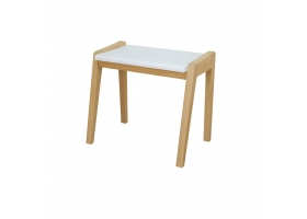 "Stool ""My great pupitre"" - White oak"