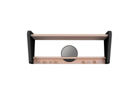 "Shelf ""My Little Boudoir"" - Black oak"