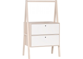 Dresser 2 Spot - CHEST OF 2-DRAWERS