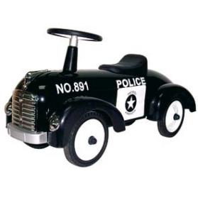 Voiture porteur Police