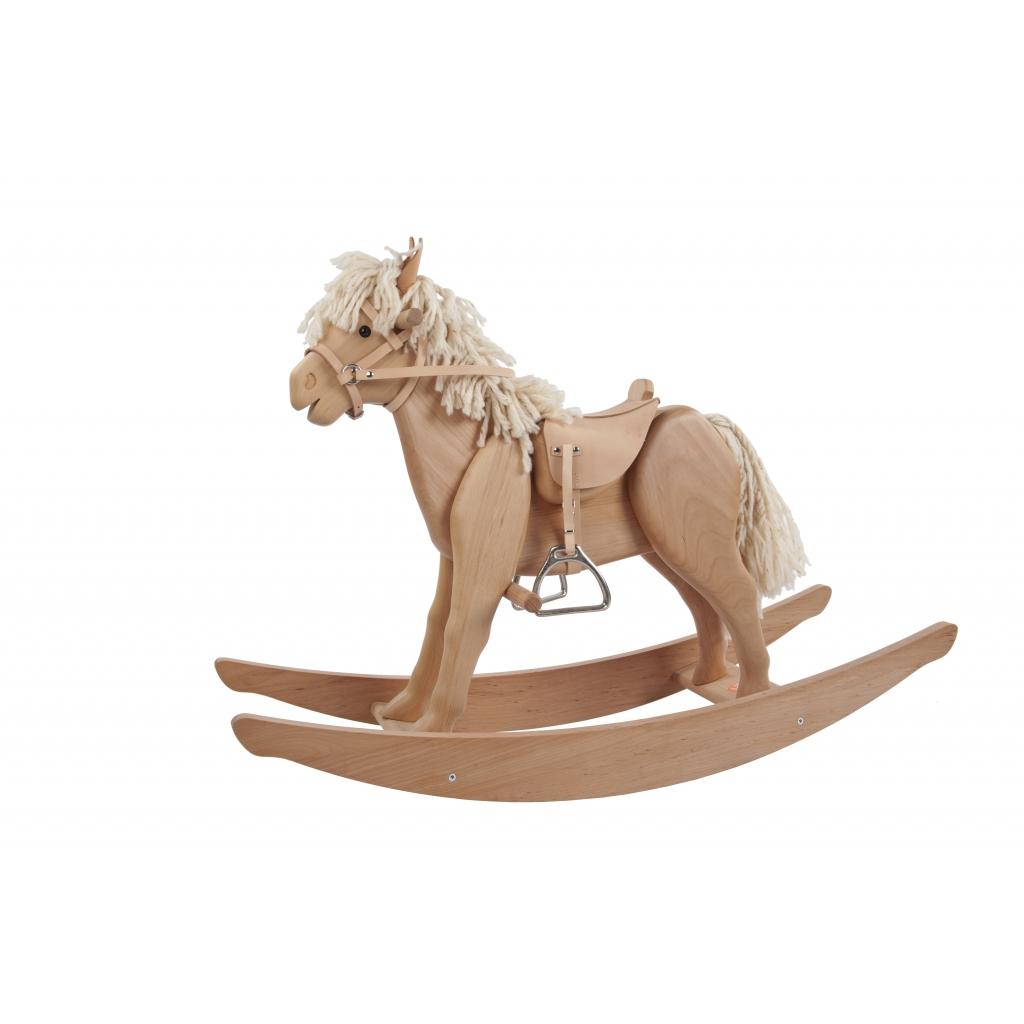 cheval bascule en bois de helga kreft. Black Bedroom Furniture Sets. Home Design Ideas
