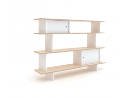Mini Bookshelf by Oeuf NYC - Birch