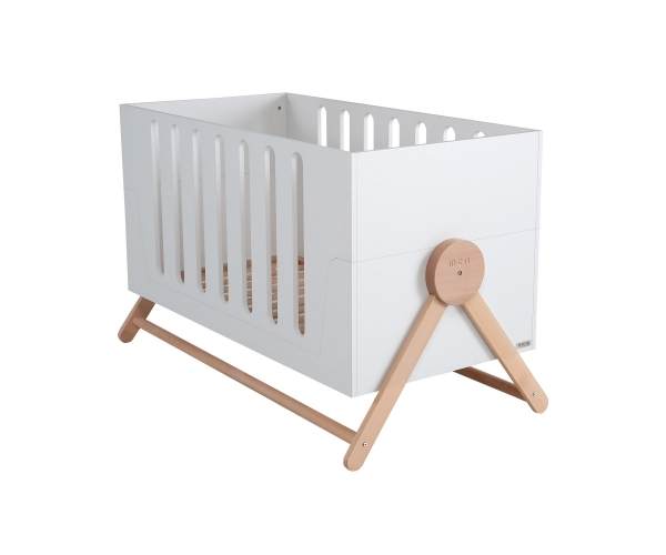 Swing Cot 70 x 140 cm by Micuna