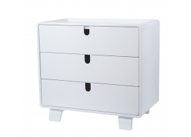 Commode Retro - Blanc