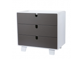 Dresser Retro by BLOOM - Frost Grey
