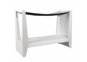 Ketara Canopy Bed by LUMOKIDS - 80 x 160 cm - White