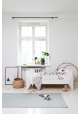 Korento Toddler Bed by LUMOKIDS - 70 x 160 cm - White