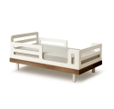 Classic Walnut junior Bed by Oeuf NYC