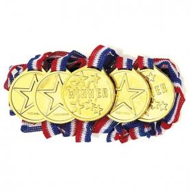 Médaille de vainqueur ou de champion de Formule 1
