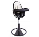 High Chair Fresco - Chrome Black