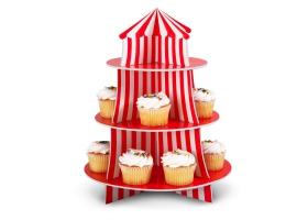 Cirque ~Présentoir à cupcakes~