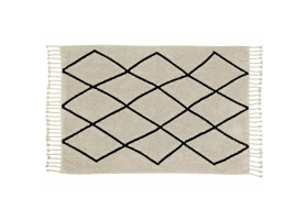 Washable rug Bereber cream
