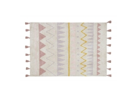 Tapis Atzeque rose nude