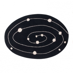 Washable rug Milky Way