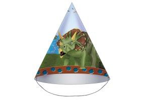 Dinosaure ~Set de 8 chapeaux~