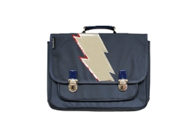 School Bag ~Blue Satchel Super hero~