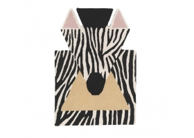 Zebra Carpet by Les Graphicants