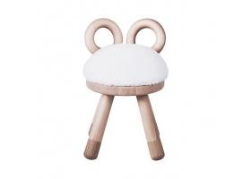 Chaise Mouton en chêne et hêtre par Takeshi Sawada
