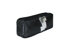 Pencil Case ~Pencil Case black and silver