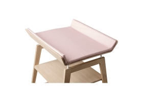 Changing mat cover for Linéa changing mat Pale pink