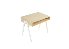 Bureau Enfant IN2WOOD - Blanc