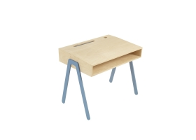 Kids desk small IN2WOOD - Blue