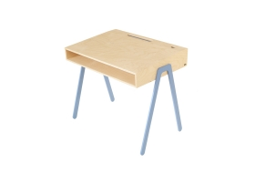 Bureau Junior IN2WOOD - Bleu
