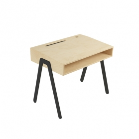 Bureau Enfant IN2WOOD - Noir