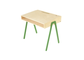 Kids desk large IN2WOOD - Green